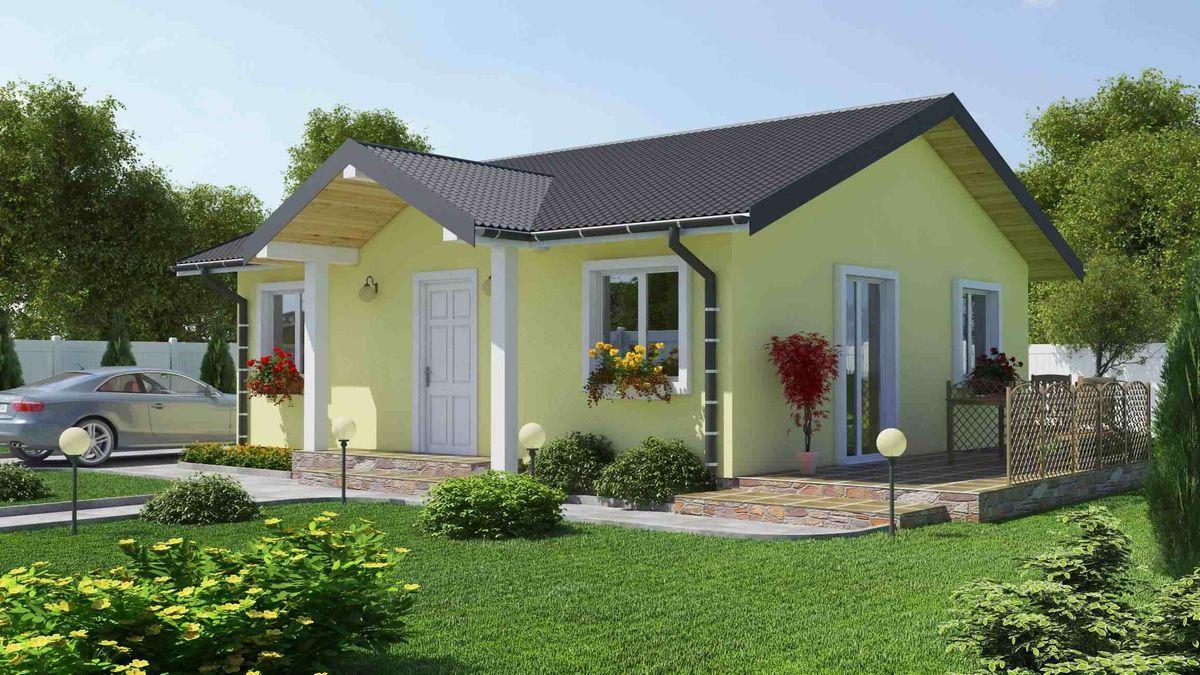 Casa corina case calduroase for Case din lemn pret 5000 euro